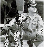 Major Jerry with Colonel Frederick
