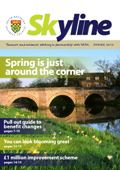 Skyline Cover Winter 2011-12