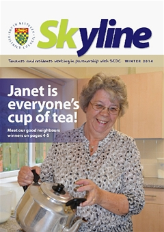 Skyline Winter 2014 This link opens in a new browser window