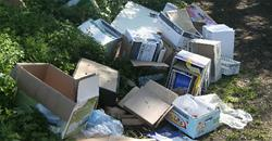CCTV helping to decrease fly-tipping