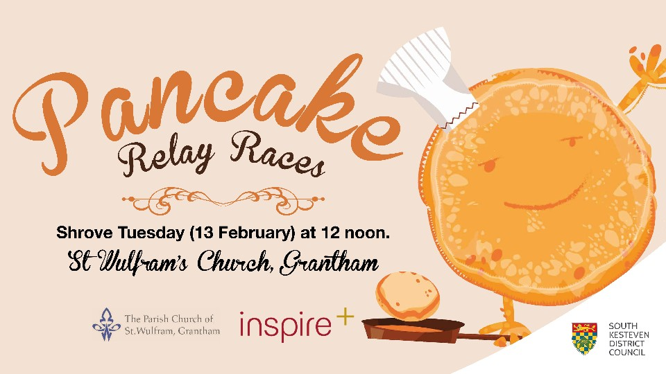Banner for pancake page