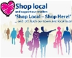 Shop Local on Small Business Saturday 2014