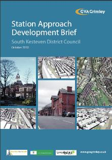 Station Approach Development Brief Cover This link opens in a new browser window