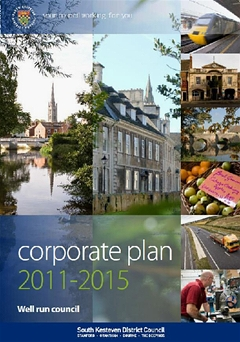 Corporate Plan Cover 2012 This link opens in a new browser window