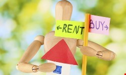 Private renting and homeowners