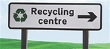 Household waste recycling centres in Lincolnshire