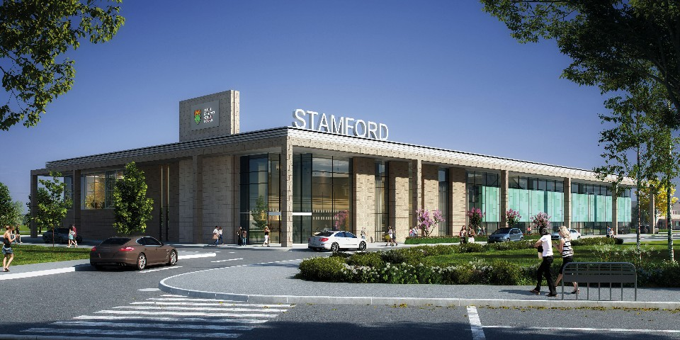 Stamford Leisure Centre
