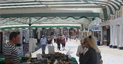 Stamford and Grantham Saturday markets resume as normal in New Year