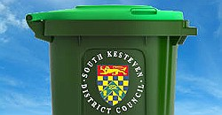 It's time to apply your new garden waste collection sticker