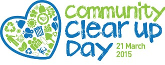 Join the first ever national Community Clear Up day
