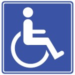 Blue Badge - disabled parking
